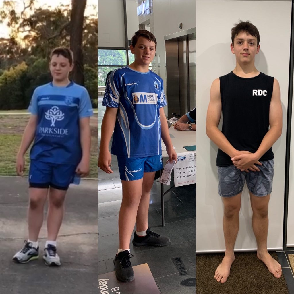 Ryan - From unmotivated slow to motivated lean, muscley and fast