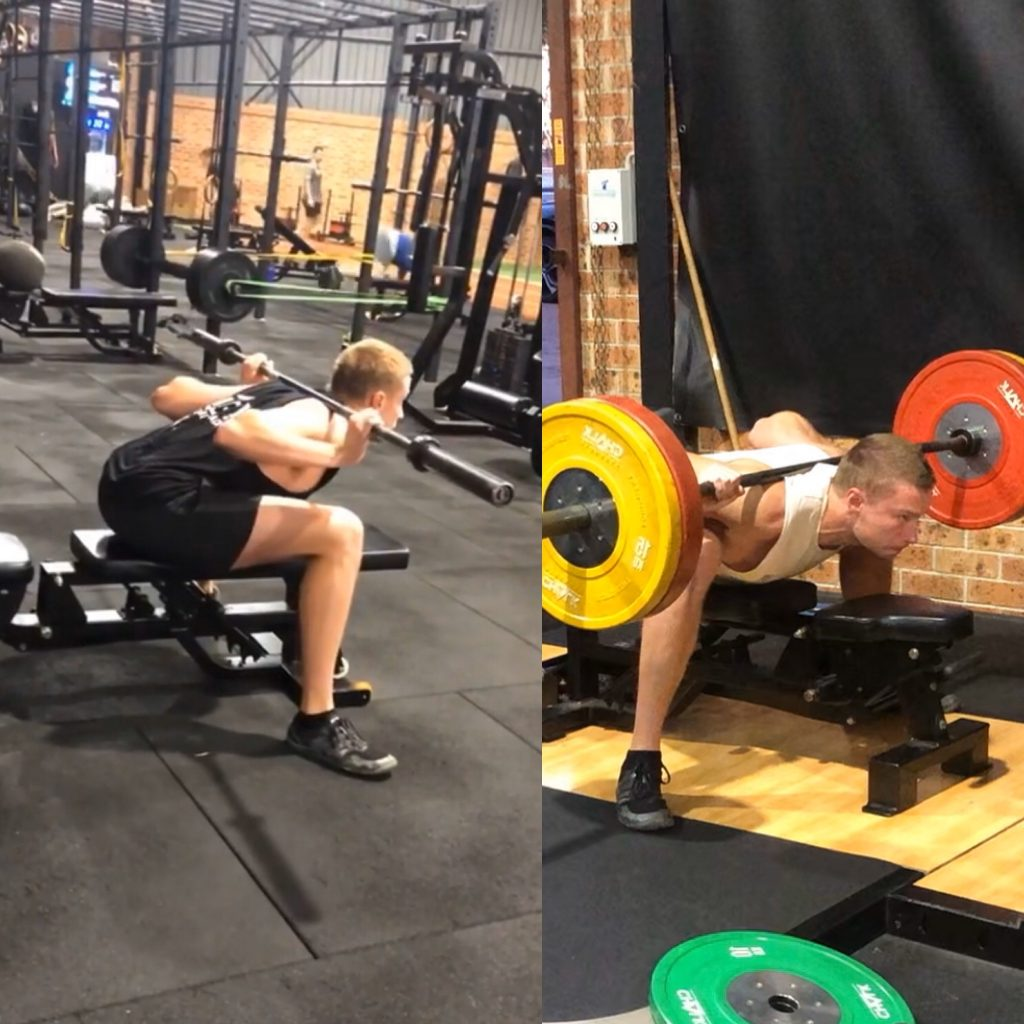 Cameron price - from weak and slow to fast and strong