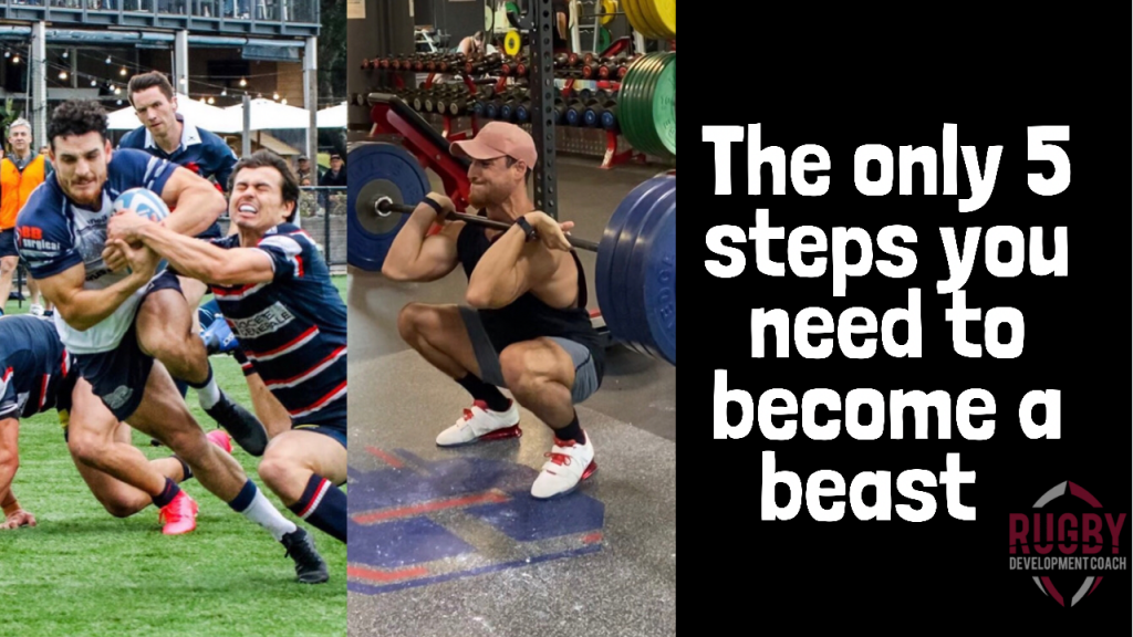 How to become a better Rugby player