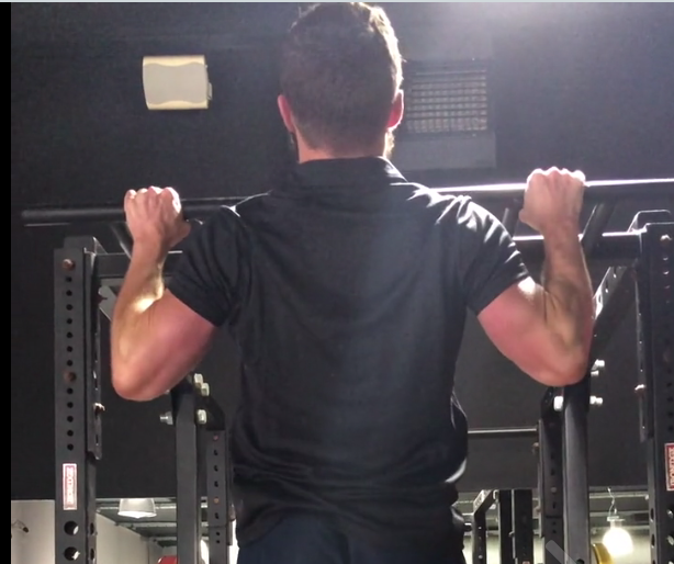 The chin up – Most bang for your buck exercises for rugby
